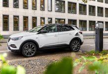 Opel Grandland X Hybrid2