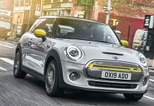 MINI Cooper SE Hatch 3 portes