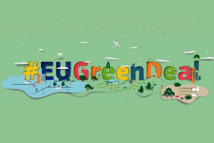 Pacte vert pour l'Europe