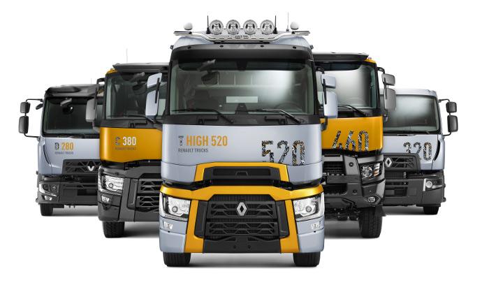 Renault Trucks Origine France Garantie