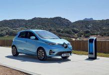 Renault Zoé - Véhicules électriques 2020