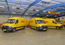 Sprinter DHL Express France
