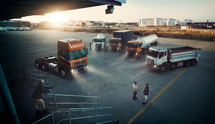 Volvo Trucks Isuzu
