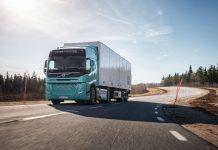 Poids lourds électriques Volvo Trucks