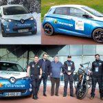 Pour se confronter à l'usage du véhicule électrique, deux salariés du Futuroscope ont participé à The Green Expedition 2019, un raid de 4 000 km qui relie Paris au Cap Nord en véhicules électriques.