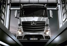 Mercedes Benz Trucks France réseau