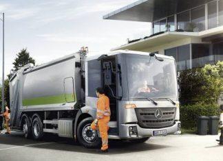 Daimler Trucks eEconic