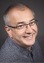 Olivier Gentile, responsable des systèmes d'information et des achats, Futuroscope