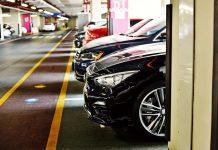 Parking conseil départemental des Yvelines