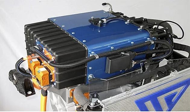 Symbio A Faurecia Michelin Hydrogen Company