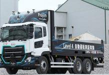 véhicules industriels autonomes Japon