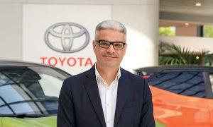 Arnaud Martinet, Directeur adjoint Ventes Sociétés & Occasion, Toyota & Lexus, Groupe Toyota France