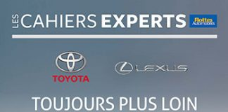 Cahier Experts Toyota Lexus