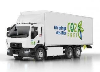 Renault Trucks D Wide Z.E. Feldschlösschen