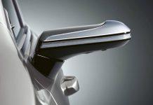 Lexus ES 300h caméra rétroviseur