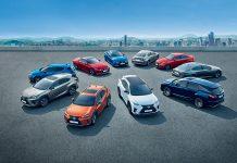 Gamme Hybride Lexus