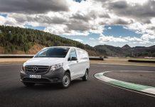 Mercedes Utilitaires 2020