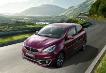 Mitsubishi Space Star 1.2 CVT