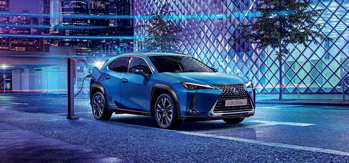 Nouveau Lexus UX 300e 100 % électrique
