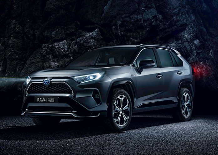 Nouveau Toyota RAV4 Hybride Rechargeable