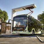 bus électriques Göteborg