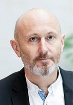 Bruno Renard, chef du service vie du centre et coordonnateur de la responsabilité sociétale de l'entreprise, CEA de Grenoble