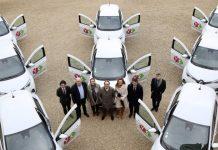 Renault Zoe - Conseil départemental des Yvelines