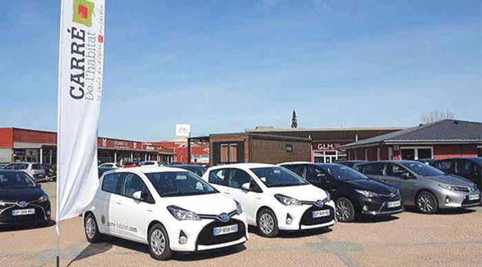 Dès 2013, le groupe Vivialys a verdi son parc en procédant à l'achat de Toyota Yaris hybrides. À l'époque, une quarantaine de ces véhicules a rejoint la flotte. À l'heure actuelle, le groupe compte 240 hybrides.