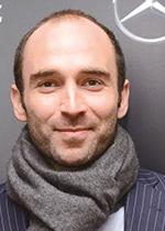 Pierre-Édouard Appeyroux, responsable ventes sociétés, Mercedes-Benz