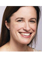 Catherine Larsonnier, responsable du parc, Fromageries Bel