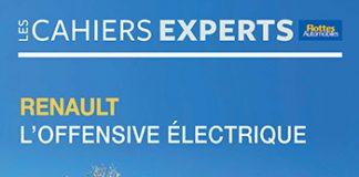 Cahier Experts RENAULT l'offensive électrique