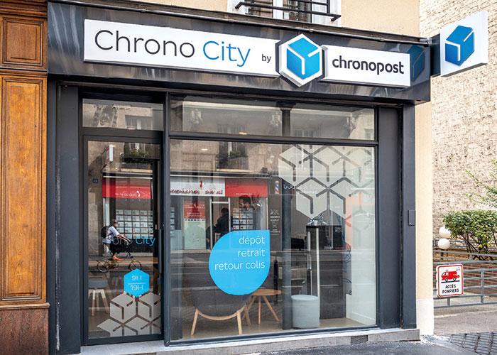 Chronopost a ouvert le premier Chrono City au printemps 2018 à Boulogne-Billancourt (92) et possède une demi-douzaine de sites en exploitation. L'idée est d'en ouvrir dans d'autres villes dont Lyon, Aix-en-Provence et Strasbourg.