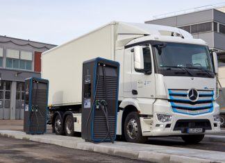 eTruck Charging Initiative