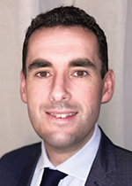 Fabien Noël, directeur des ventes corporate, Jaguar et Land Rover