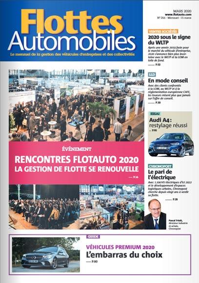 Flottes Automobiles N°256