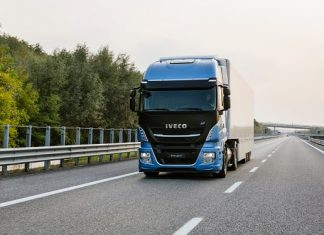 Gefco Volvo Iveco
