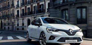 Nouvelle Renault CLIO E-TECH