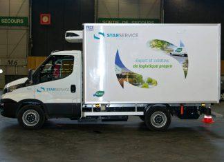 Star Service véhicule GNV