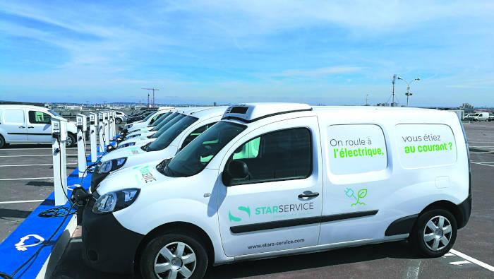 Star Service véhicules éelctriques