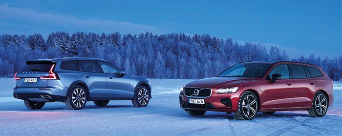 Chez Volvo, le break V60 s'équipe du T8 Twin Engine AWD à 39 g (WLTP) pour 61 890 euros en Business Executive. Plus abordable, la version D3 emmenée par le 2.0 turbo-diesel de 150 ch à 117 g deux roues motrices revient à 40 290 euros en Business.