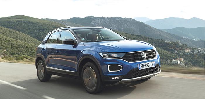 En Lounge Business et NEDC, le Volkswagen T-Roc s'offre en accès le 3-cylindres 1.0 TSI de 115 ch à 113 g pour 27 280 euros. Plus musclé mais à peine plus gourmand (117 g en BVM6 et en DSG7), le 1.5 TSI Evo tire la facture à 29 230 euros.