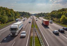 Cornavirus autoroutes