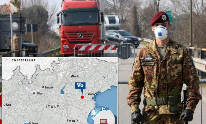 Coronavirus transporteurs allemands italiens