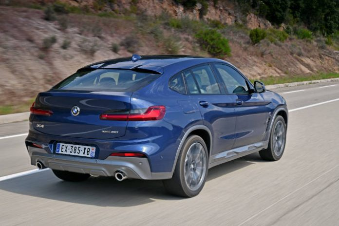 BMW X4 Coupé
