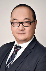 Mathieu Charpentier, directeur de la flotte automobile, du transport et des sites logistiques, JCDecaux