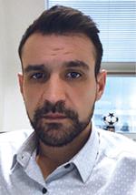 Hugo Gomes, responsable des services généraux et du parc automobile, Dentsply Sirona