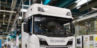 Covid-19 Scania