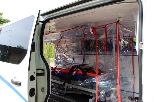 Gruau Protect Shell Ambulance