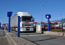 Bosch Secure Truck Parking