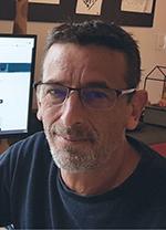 Bruno Lucien, gestionnaire de la flotte, LS Services